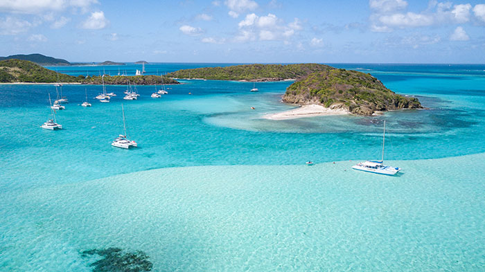 Tobago Cays Ross Jennings