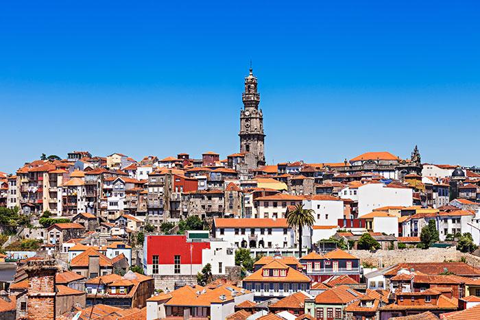 Torre dos Clerigos Porto