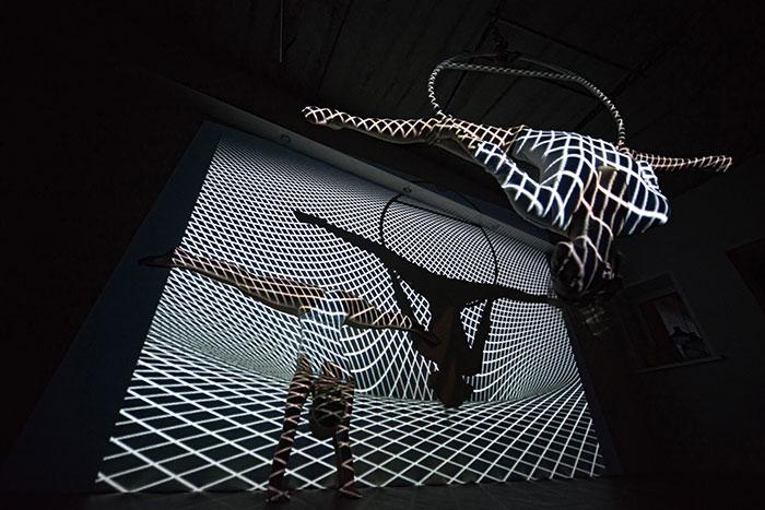 Trapeze artist Las Vegas