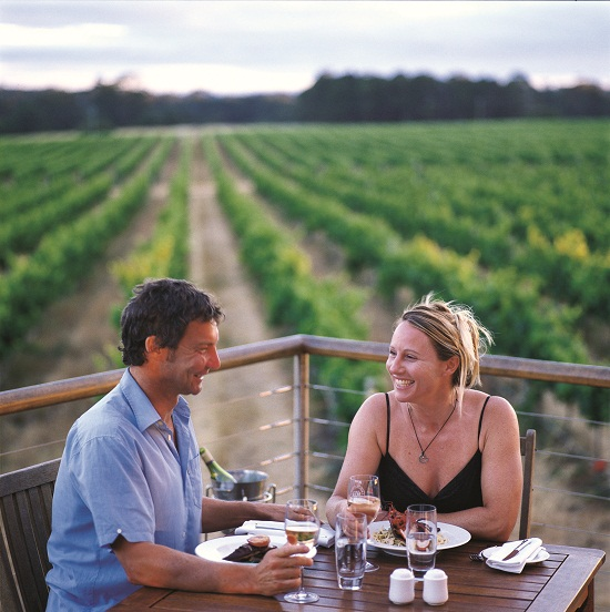 Wine tasting at Margaret River Western Australia