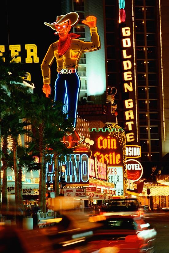 Las Vegas - Lite Street Signs