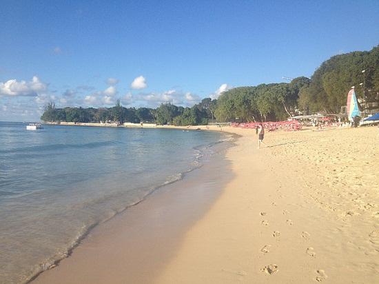 Sandy Lane Beach Barbados