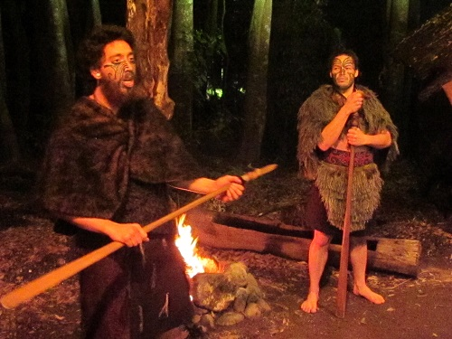Maori experience in New Zealand
