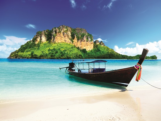 Five hidden Thai islands