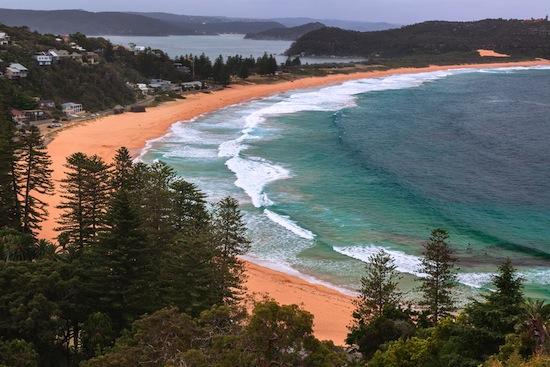 palm beach australia