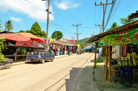 Thailand: A Traveller