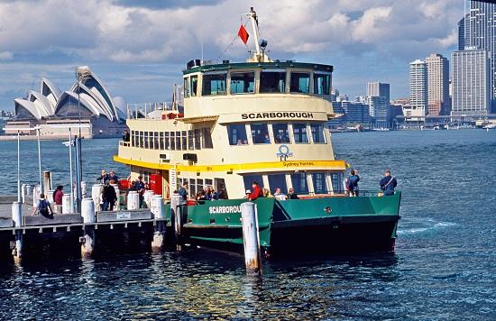 Destination: Sydney, Australia