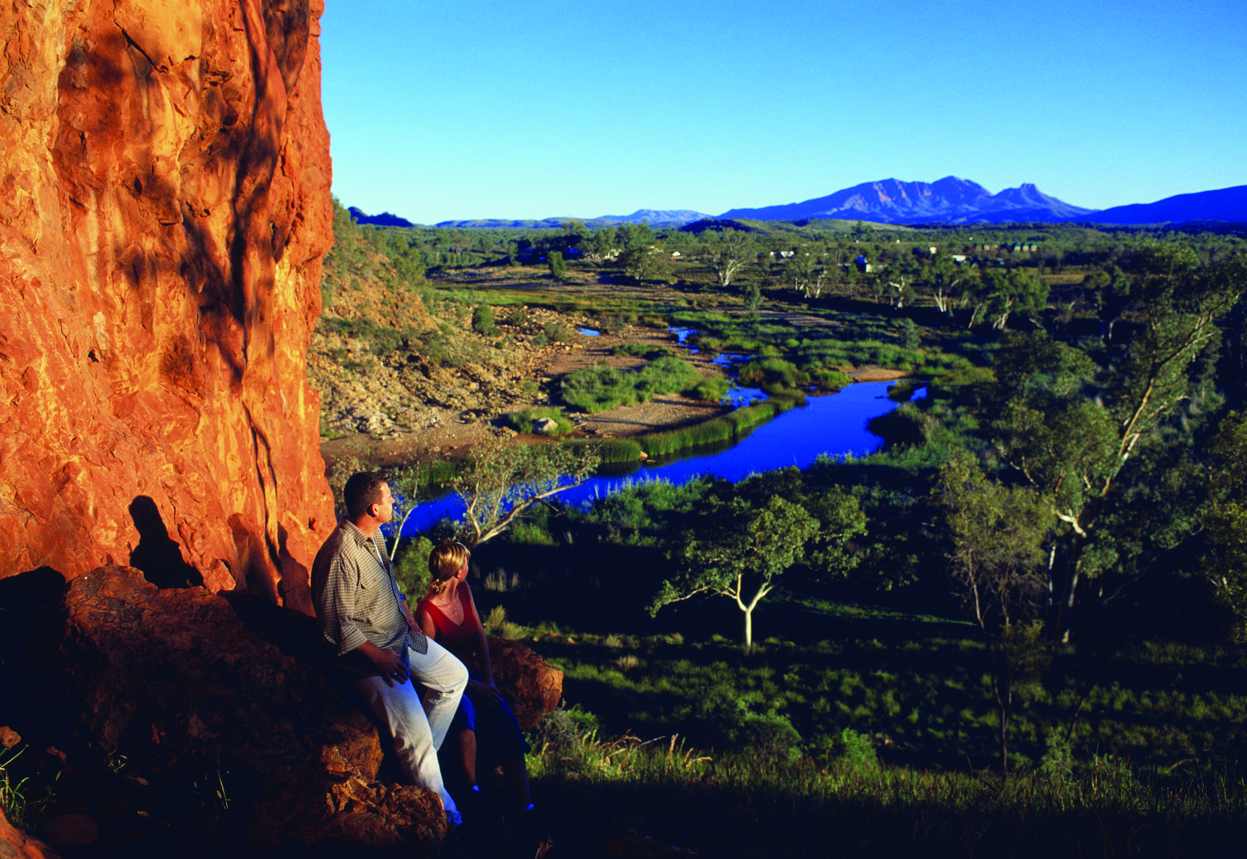 Glen Helen Gorge, West MacDonnell Ranges