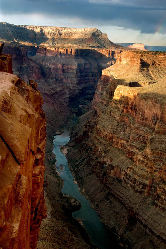 River Through the Grand Canyon