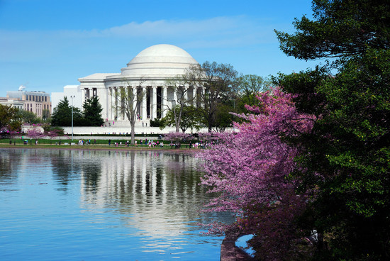 Jefferson Memorial in Washington D.C