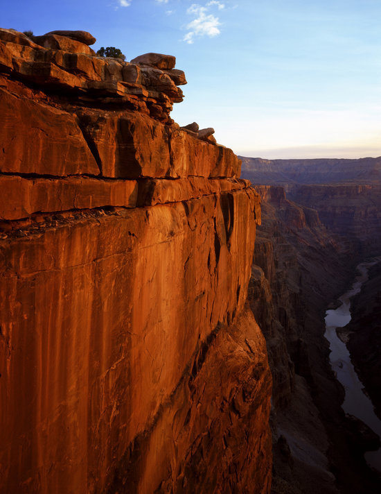 Toroweap View of the Grand Canyon, Arizona