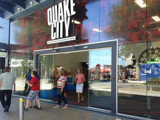 Quake City, Christchurch