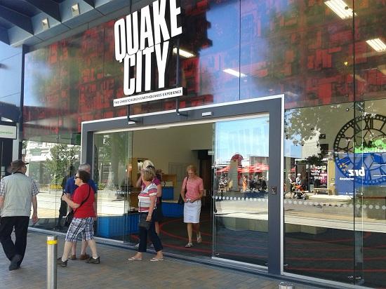 Quake City, Christchurch