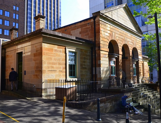 Justice and Police Museum Sydney