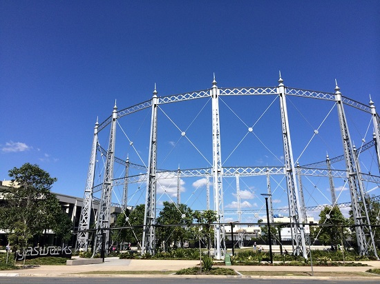 Gasworks Plaza Brisbane