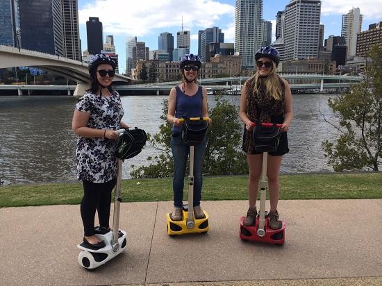 Xwing Segway Brisbane