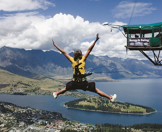 Adrenaline in New Zealand
