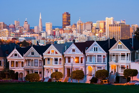 Icons of San Francisco