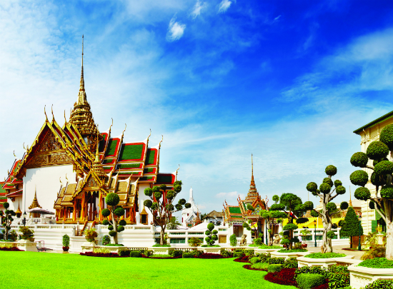 The Grand Palace: Bangkok