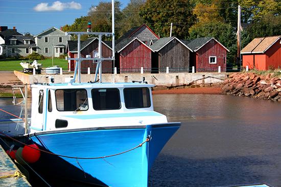 2Prince Edward Island, Canada