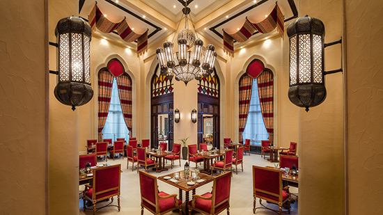 The Mezlai at Emirates Palace (Image: Emirates Palace)