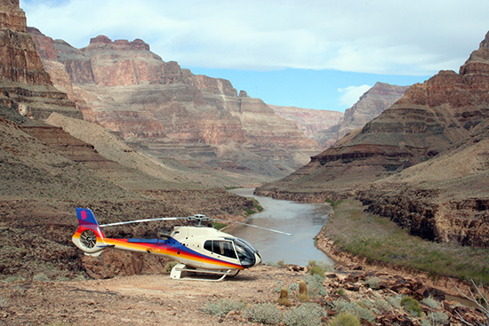 5Grand Canyon Helli ride