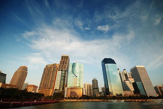6 Bangkok Skyline2