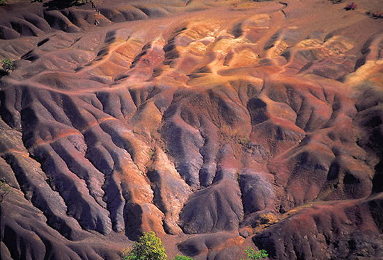 The Seven Coloured Earth (Image: MTPA)