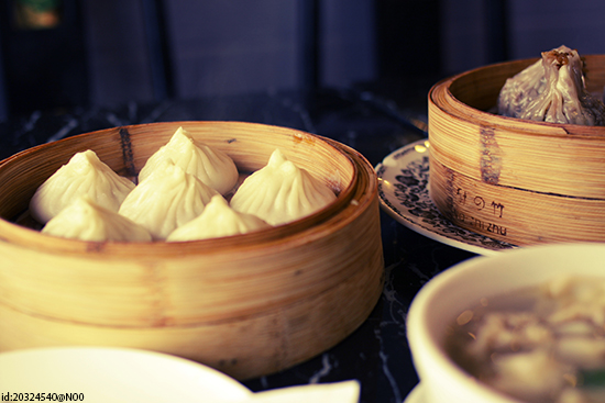 Different varieties of dim sum (Image: Flickr/Hisakazu Watanabe)