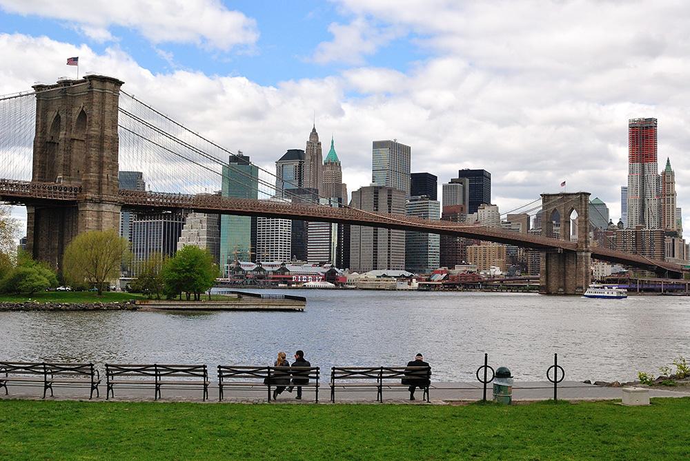 newyork-bench