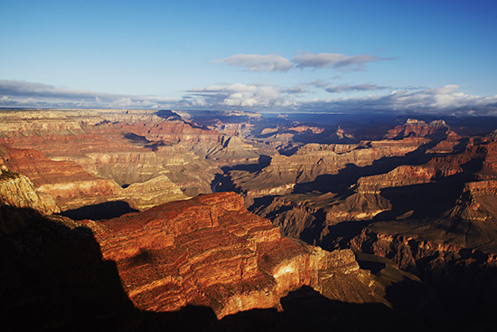 Overview of Grand Canyon seen from South Rim (Image: Mark Read/Lonely Planet images)