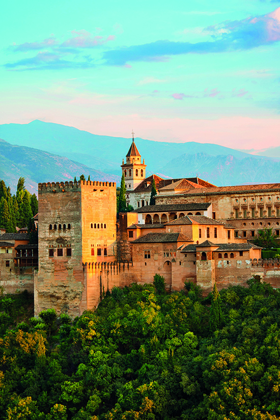 Alhambra (Image: Pete Seaward/Lonely Planet images)