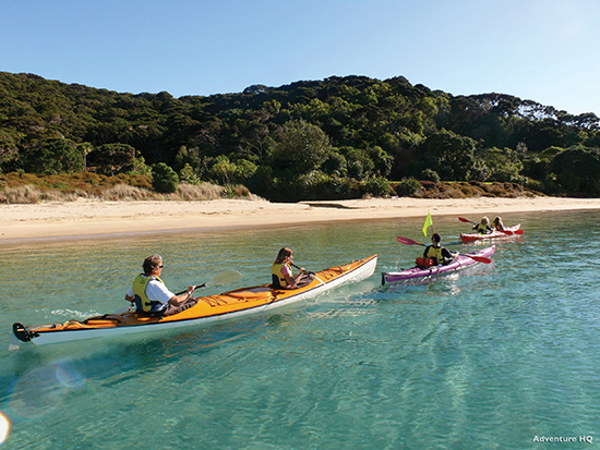 Bay of Islands (Image: New Zealand Tourist Board)