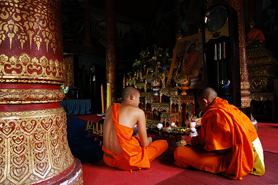 RS Monks, Chiang Mai