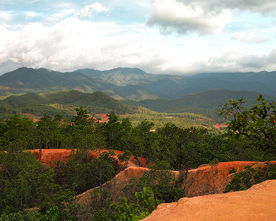 Pai Canyon (Image: Shutterstock)
