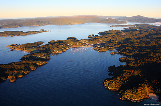 Stewart Island (Image: New Zealand Tourist Board)