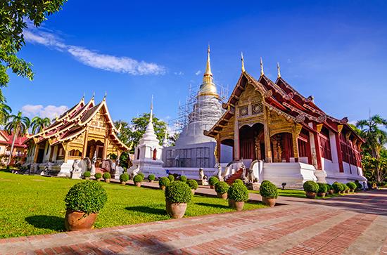 RS Wat Phra Singh Chiang Mai shutterstock_282830858