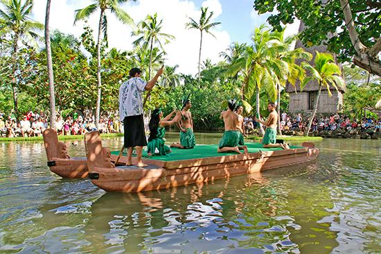 RS 4 Hawaii - Luau Celebration, Oahu