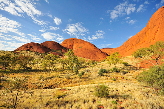 RS Alice Springs, Australia - shutterstock_185180999
