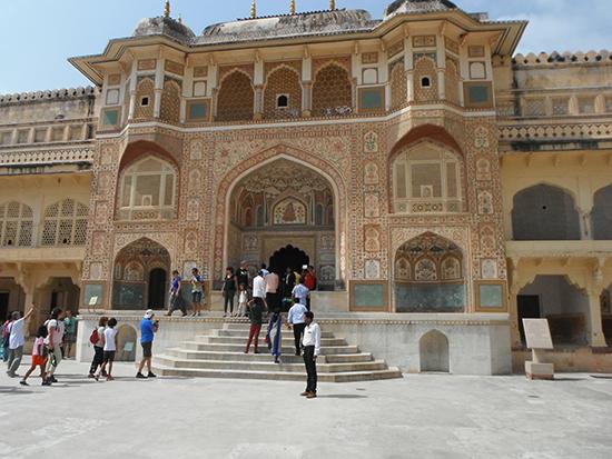 Amber Fort, Jaipur (Image: Natasha Brown)