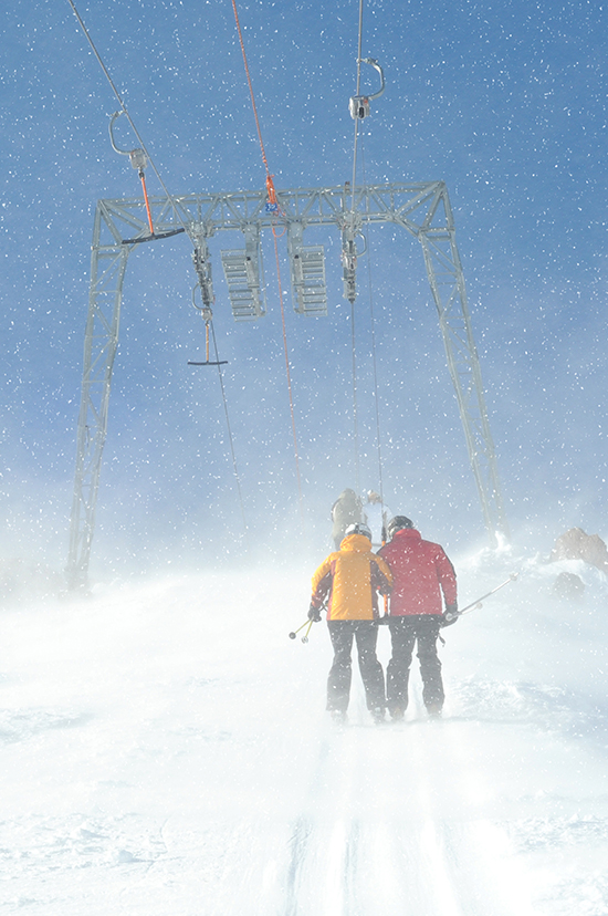 RS Blizzard skiing Austria - shutterstock_69339052