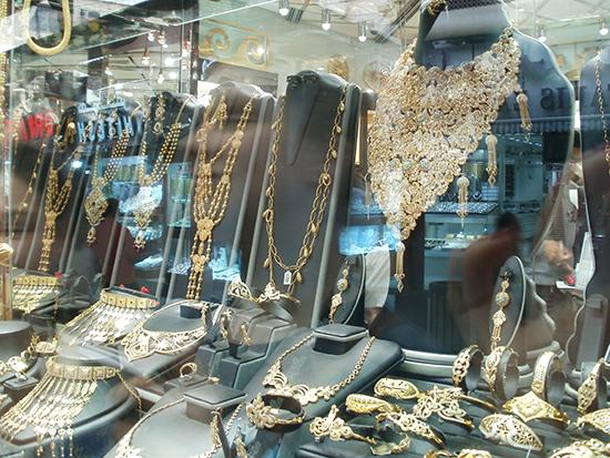 Shop for gold (Image: Hazel Plush)