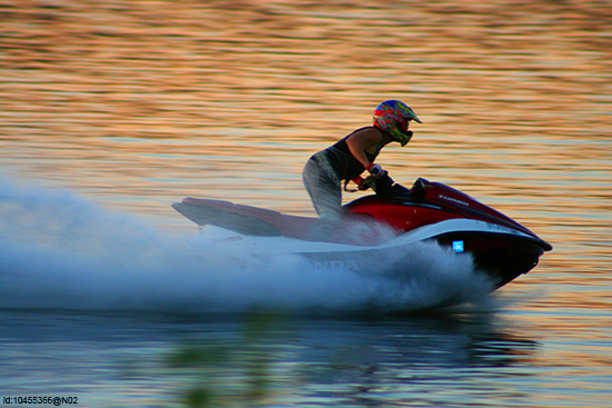 RS Jet skiing