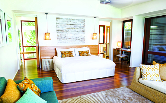 Anchor Bay Suite, Lizard Island