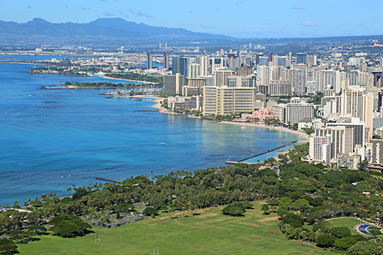 RS Oahu Hawaii - shutterstock_168316391