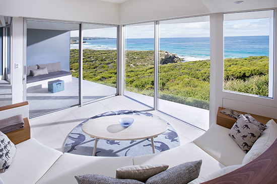 Southern Ocean Lodge, Flinders Suite