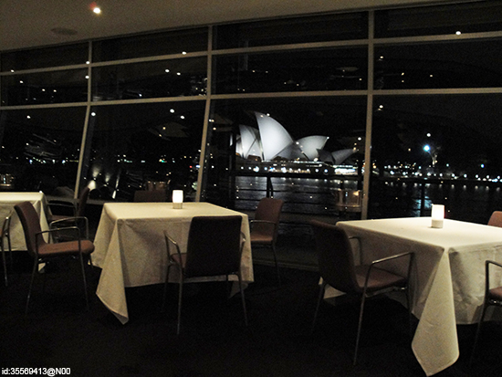 The view from Sydney