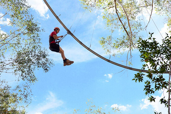 TreeTop Crazy Rider, Australia