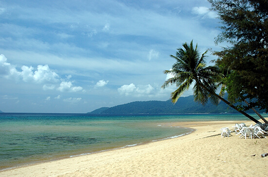 RS Berjaya Tioman Beach, Malaysia