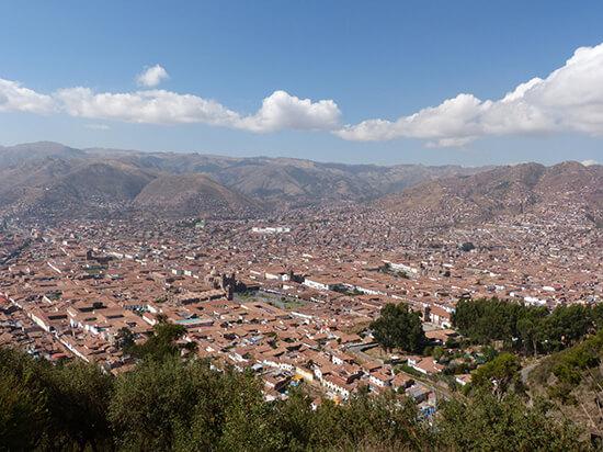 Cusco (Image: Catriona Scott)